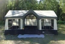Camping fun and relaxing / Camping