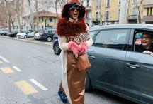 Street Style: Milan Fashion Week jesień-zima 2018/2019