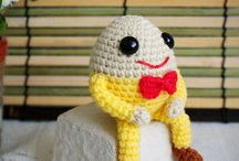 Nursery rhymes crochet