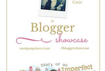 Blogger Showcase / Read about the bloggers behind the blogs.