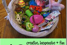Holidays :: Easter / Religious and secular Easter themed crafts, activities, learning games, decor ideas, and printables. If you would be interested in pinning with me, please send an e-mail to: intherightmeasure@gmail.com