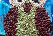 ptáčci ze semínek