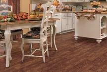 Dura Ceramic Tile Floor