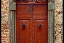 awesome doors / by Kimberly Walk Quier