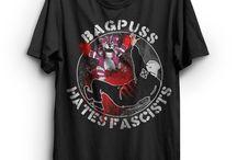 Anti-Fascist T-Shirts