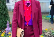 Street Style / Perfect Mixes of High and Low