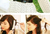 Pin Up Hair Tutorial