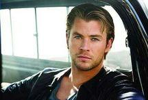 Chris Hemsworth / by Rachel Henson
