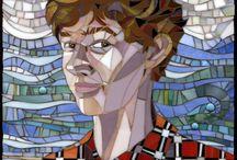 mosaico- retratos