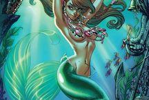 Mermaid / sellő-hableány akármi...