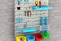 screws and tools