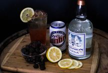 Four Peaks Craft Cocktail Recipes / We love good beer and we love a good cocktail. Sometimes those two things come together and it's magical. We want to share these magical moments with you!