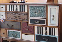 Customizar muebles
