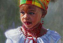 Jonathan Guy Gladding caribbean artist ( Saint Lucia)