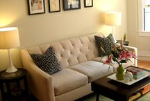 Welcome Home, Millers! / Ideas for the Miller's new home / by Sabrina Fordyce