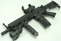 Weapons - Heckler & Koch HK416