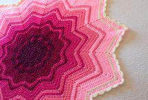 Crochet - Cores