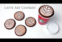 Latte Art Collection