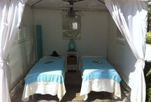 Spa Cabana / Spa 66 cabana massage