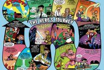 Mythology & The Hero's Journey / by Jaime Evans