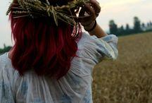 Love colors! Love my hair!!