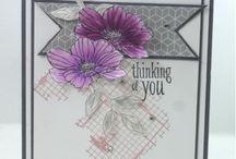 Card / Box  - Peaceful Petals *