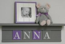 Baby Nona's Nursery  / by Ashley Sullivan