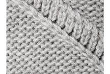 Pletený vzor