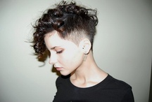 the undercut hair
