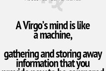 Being a Virgo... / by Sarah DeCelles