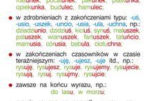 pisownia wyrazów