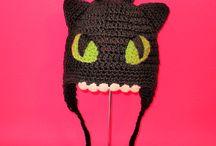 toothless crochet