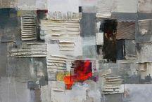 quadri materico