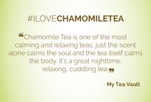 Everybody's Loves Chamomile Tea / Everything you love about Chamomile Tea here.
