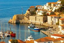 Υδρα-Hydra / The Car Free island in Greece...