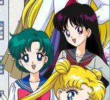 Sailor Moon / by Iris Escalona