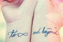Tattoos :)  / by Becca Clark