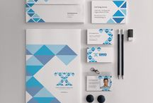 Visual branding inspirations