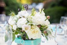 Wedding Tiffany Blue