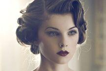 Short vintage hairstyles