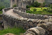 Castillo de escocia