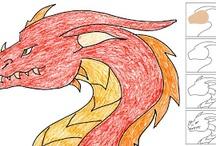Dragons / Just Dragons
