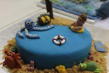 Seaside Cakes