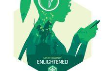 Ingress / Csatlakozz a veszprémi felvilágosult Pandákhoz! Legyen zöld a város! :)