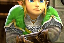 "LoZ / ""Call him Zelda one more time-"" ""Don't call him Zelda."""