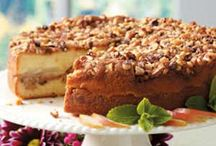 Apples & Pears Oh My! / Apple and pear recipes  / by Erica Sheehan