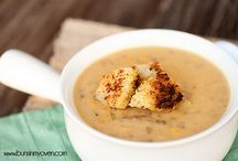 Soup soup and more soup!