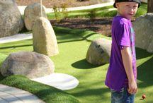 Construcción y diseño de mini-golf / Construcción y diseño de mini-golf http://aquaticproyect.com/mini-golf/