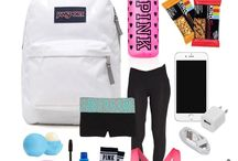 Dance, must haves