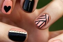 Beautiful nails / Love love love